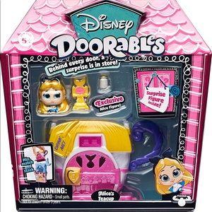 Disney Doorables Mini Stack Playset - Alice